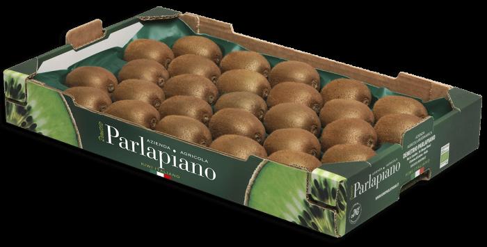 kiwi-biodinamico-parlapiano-packaging-plaform-cartone-imballaggio